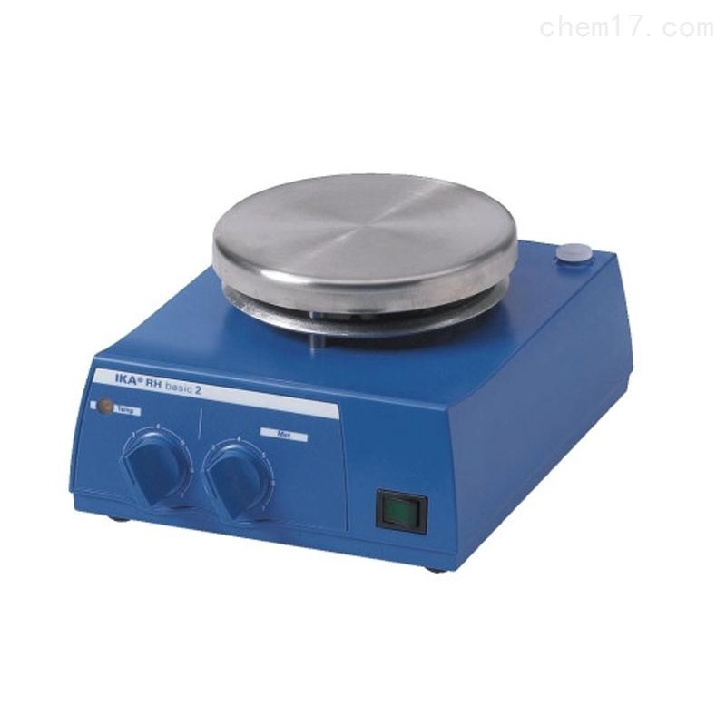 德国IKA RH Basic2加热磁力搅拌器3339025