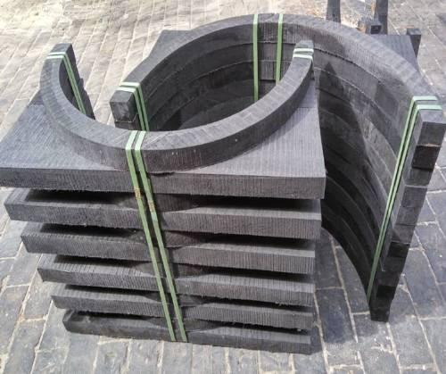 管道木托使用于固定木托安装架接作用