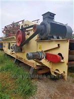 出售二手矿山煤场低耗能电动破碎机