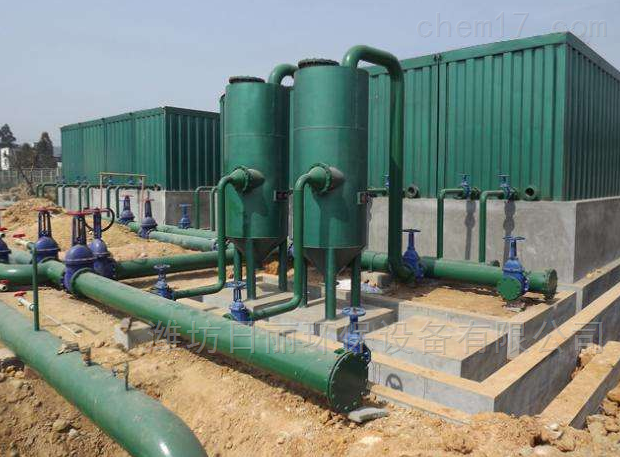 甘肃淀粉污水处理设备优质生产厂家