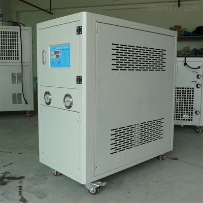QX-10W-B光纖激光器冷水機不銹鋼防銹管路