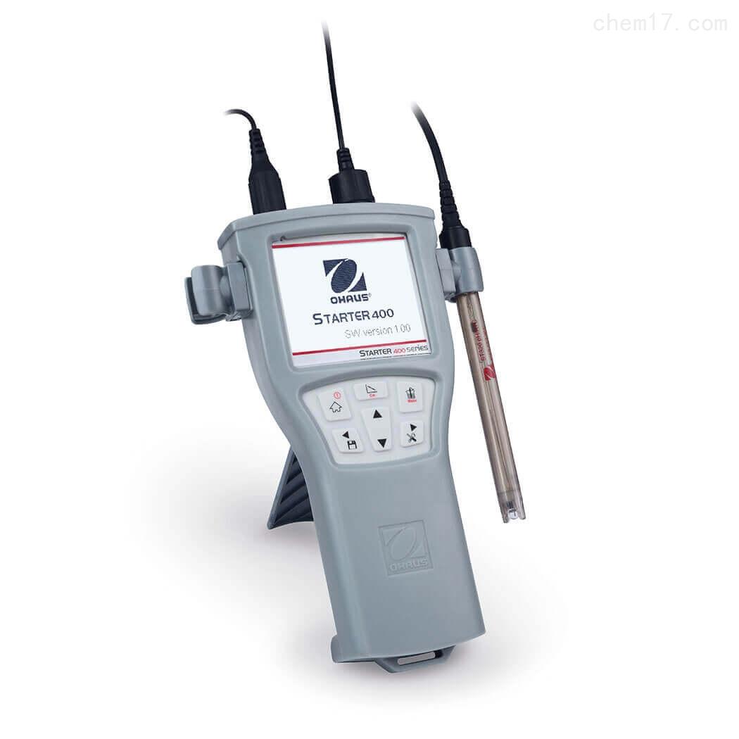 奥豪斯ST400便携式pH计