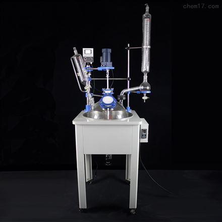 单层玻璃反应釜