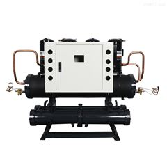 DW-100LSW含汽饮料 碳酸饮料生产线冷水机螺杆式