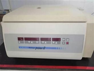 二手索福Biofuge primorR台式冷冻离心机