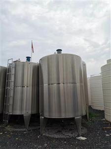 廊坊二手50吨不锈钢搅拌罐低价转让