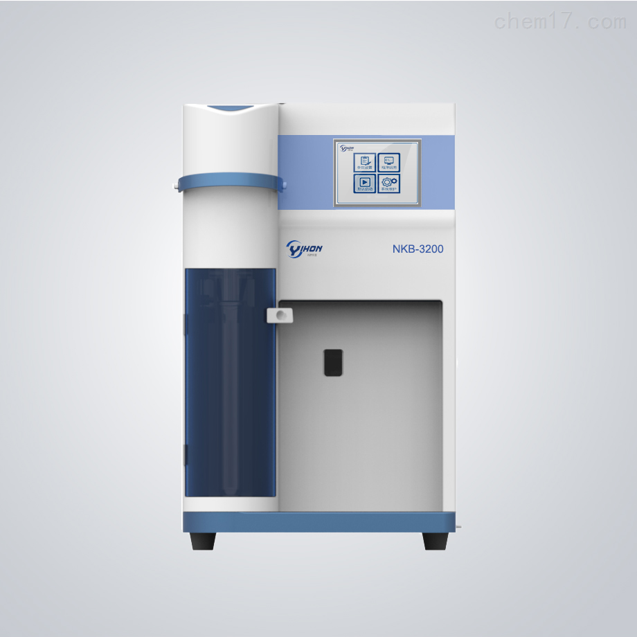 NKB3200半自動定氮儀