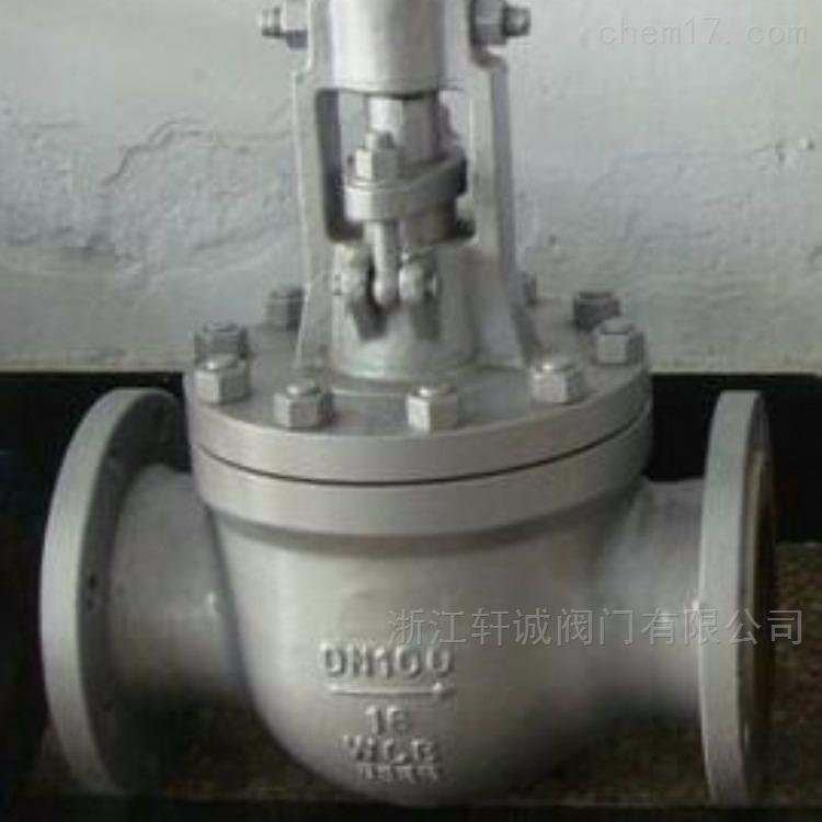 气动轨道球阀GQ647H