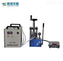 RYJ-600电加热热压机热压制样压片机成型油压仪新诺