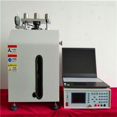 粉末电导率测试仪的操作界面