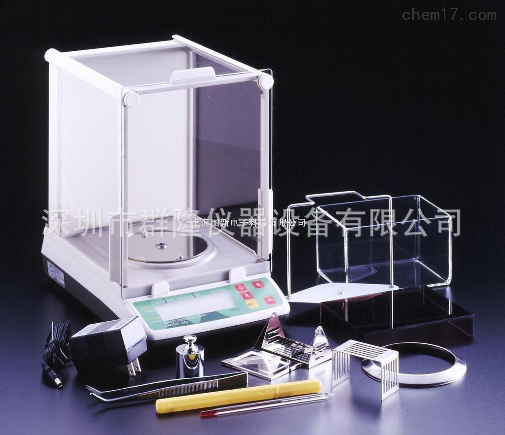 AND复合薄膜密度计 导热硅胶片比重测量仪