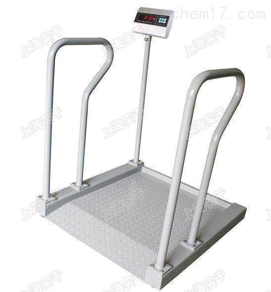 打印轮椅电子秤,轮椅体重秤,血液透析秤