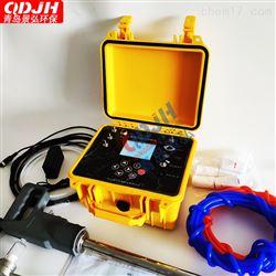 JH-80A烟气参数测试仪青岛烟尘烟气自动检测仪