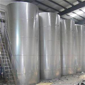 张家口出售二手80吨卧式不锈钢储罐新款价格