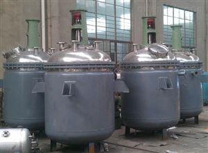 新乡哪里有二手不绣钢反应釜处理回收