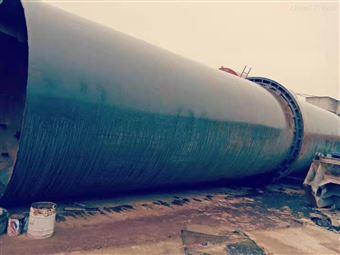 荆门二手2.4*25米16个厚工业滚筒烘干机转让