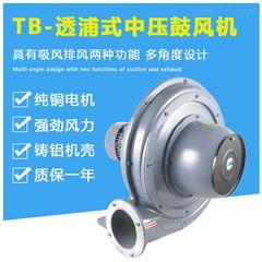 TB-125 / 2.2KW中压风机
