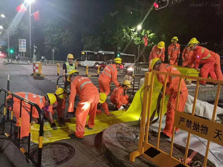 遵义市管道光固化CIPP非开挖修复
