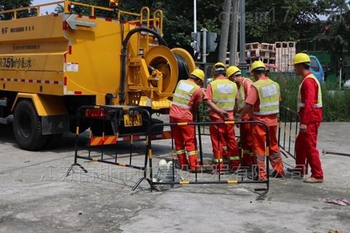 城市管道疏通清淤非开挖修复管道置换检测