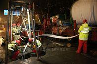 机械螺旋缠绕法过程管道非开挖修复
