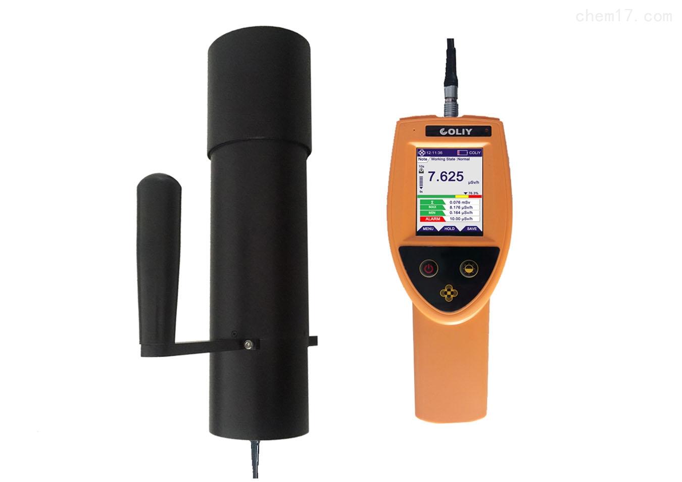 进口仪器 柯雷R700型多功能辐射检测仪