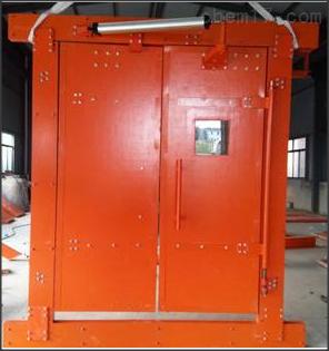 电动气控平衡风门