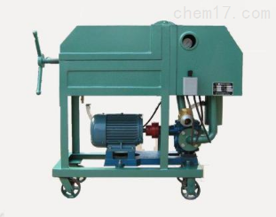 PF板框式滤油机