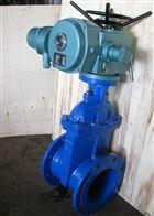 MZ944W-2电动煤气快速启闭闸阀