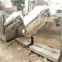 回收出售闲置高效率二手三维混合机
