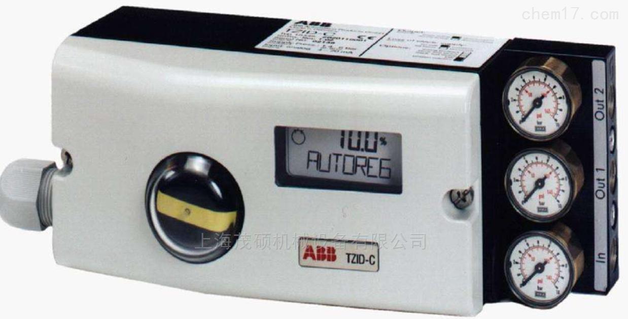 TZIDC-V18345 1010521001美国ABB定位器TZIDC-V18345现货