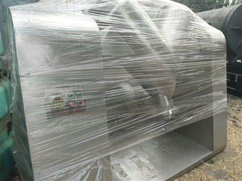 二手槽型混合机高价回收