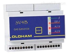法国奥德姆OLDHAM Surveyor 4B控制模块