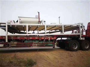 邢台二手带式压滤机宽2米长7米现低价回收