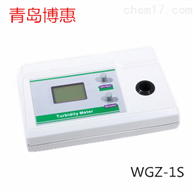 WGZ-1S台式浊度仪