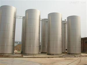 回收二手不锈钢储罐110吨120立方哪里转让