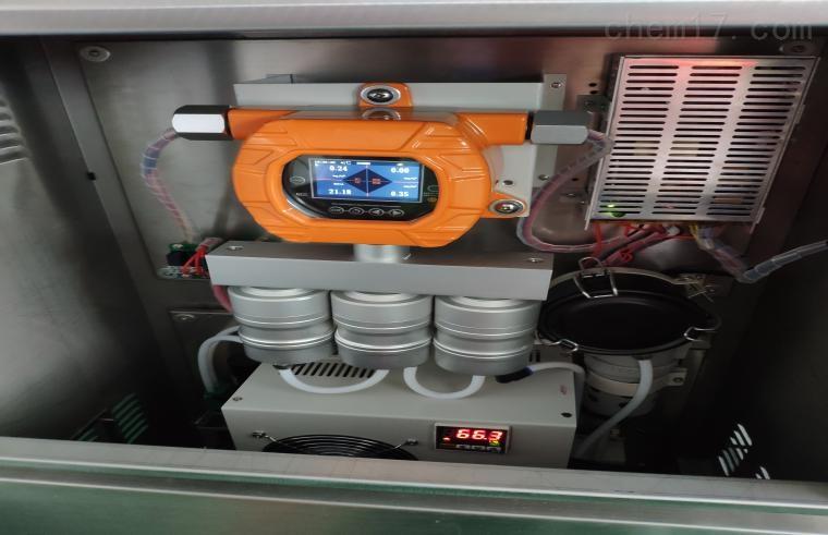 深圳奥斯恩锅炉氮氧化物在线监测预警系统