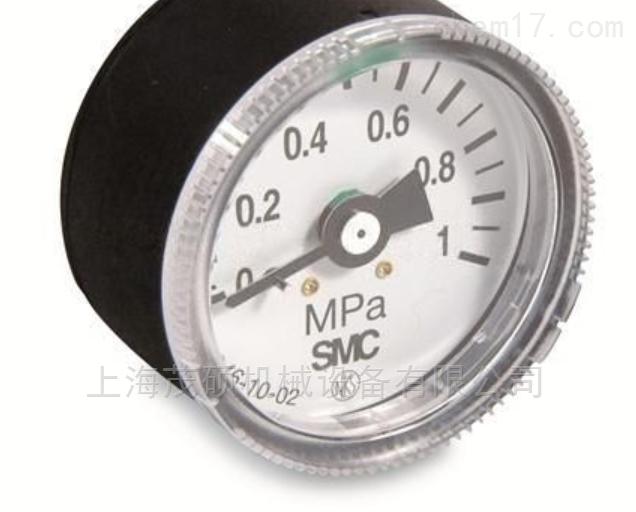 G46-10-02(0-1Mpa)日本SMC压力表G46-10-02现货