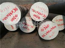 CrWMn圆钢、锻材、方钢技术标准