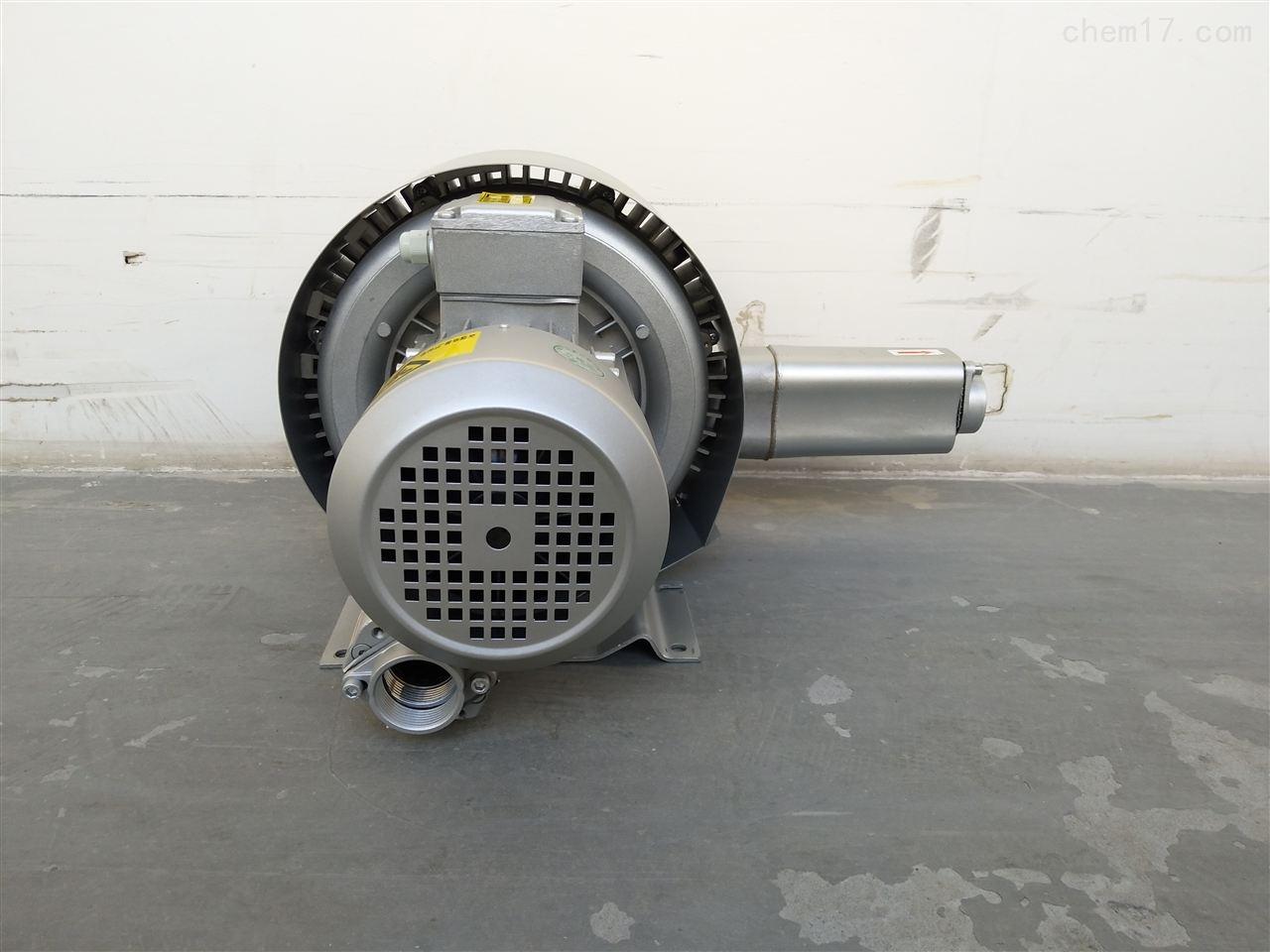 3.7KW上料高压鼓风机