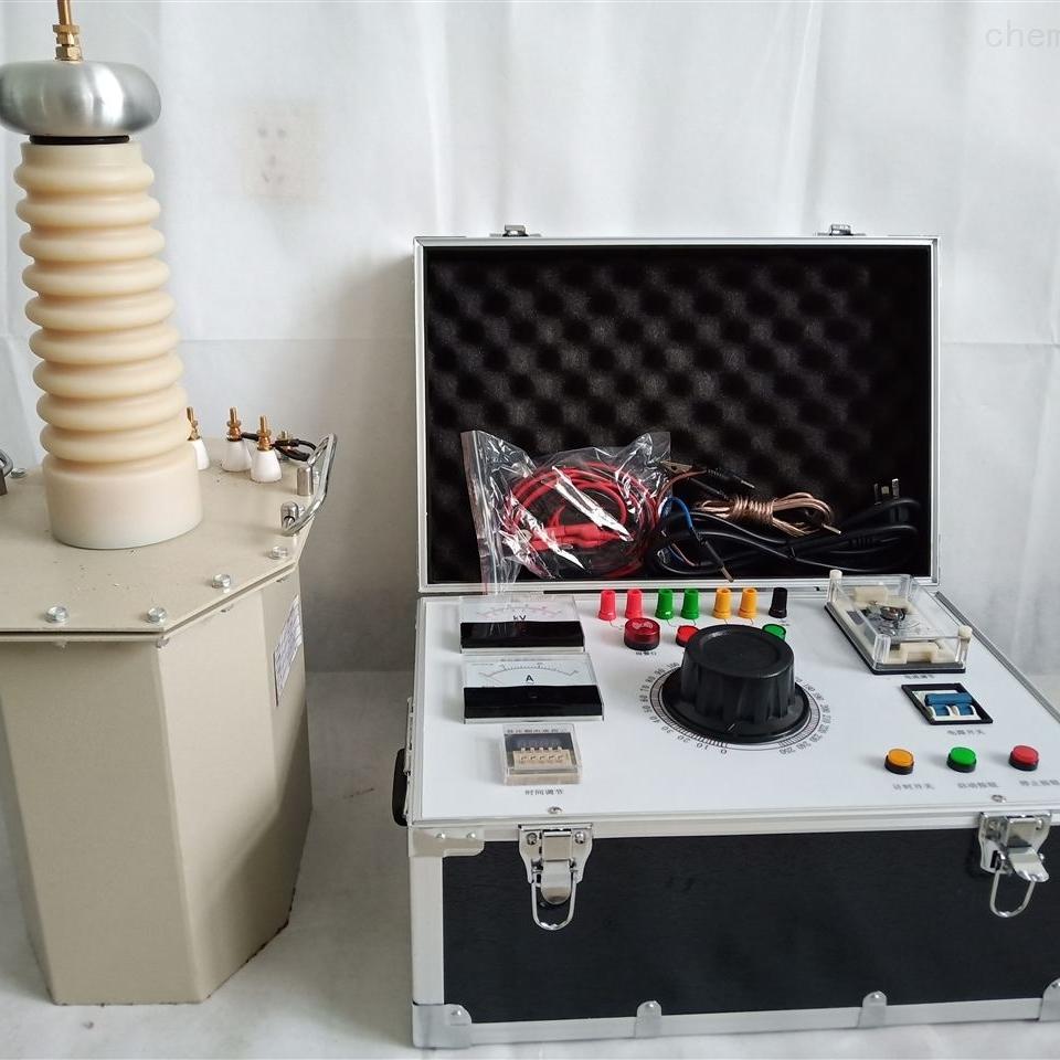 油侵式高压试验变压器
