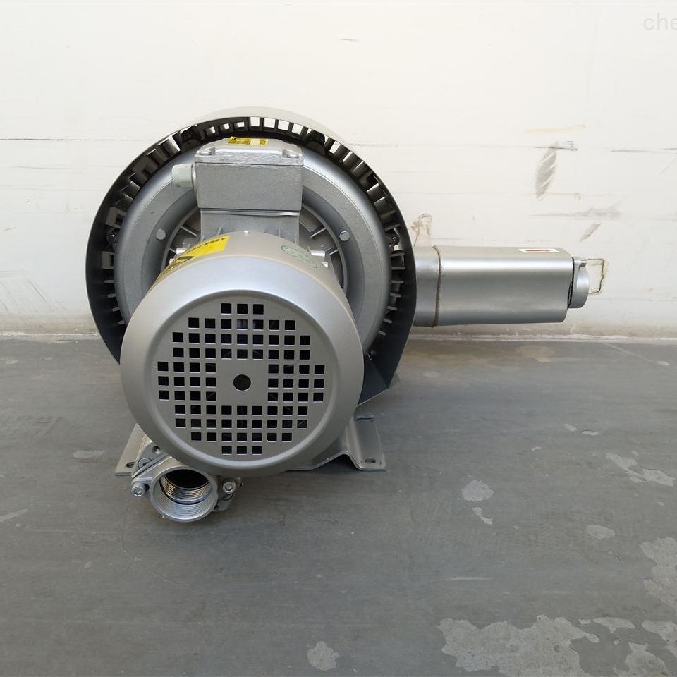 25KW气环式高压鼓风机