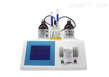 JC-A8 全自动微量水分快速真假测定仪