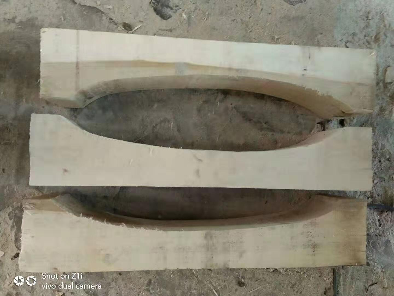 通风管道用管道垫木