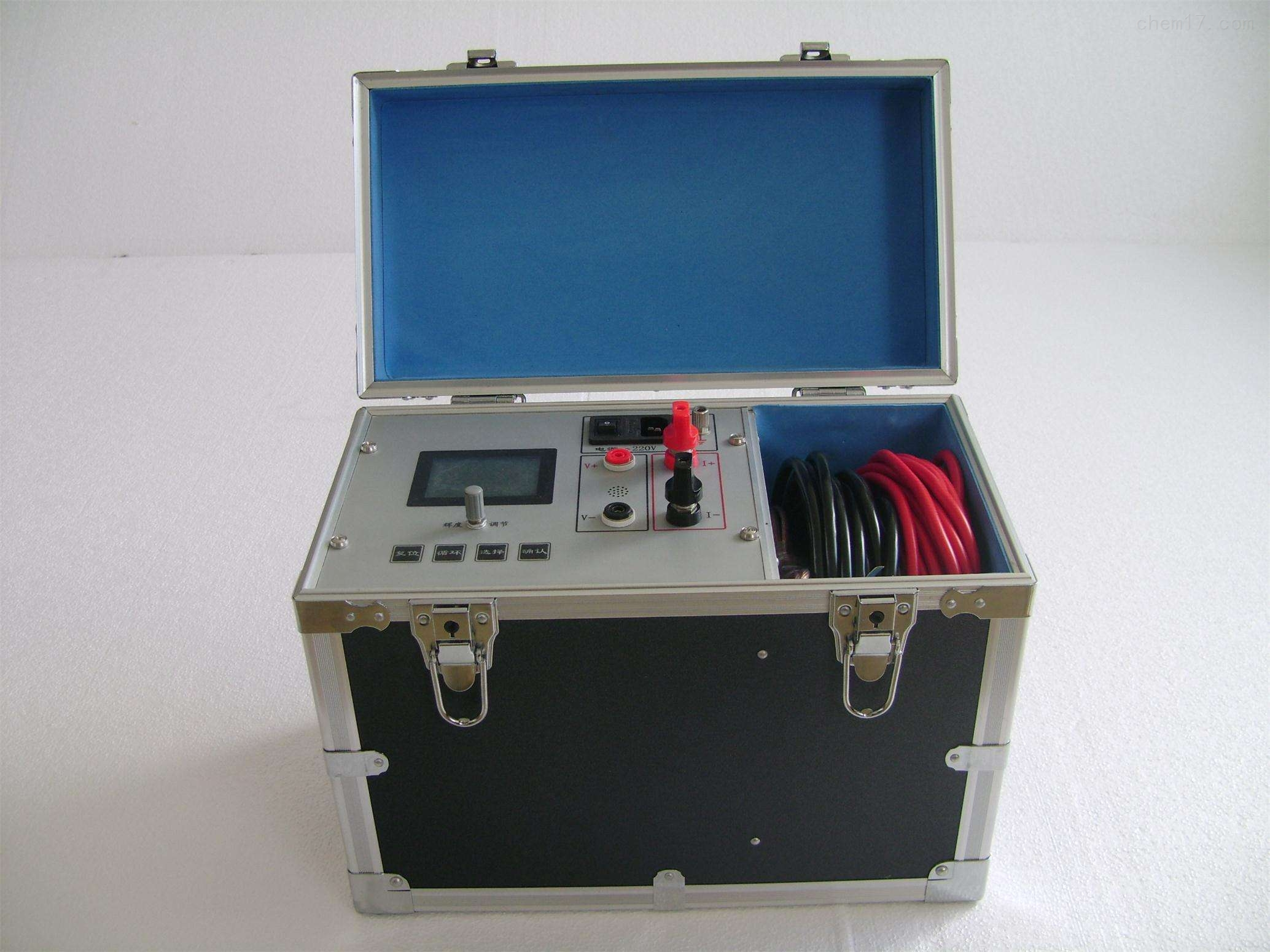 20A/40A/50A直流电阻测试仪承试电力办理
