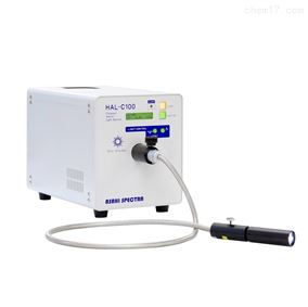 HAL-C100AsahiSpectra光纤输出太阳光模拟器HAL-C100
