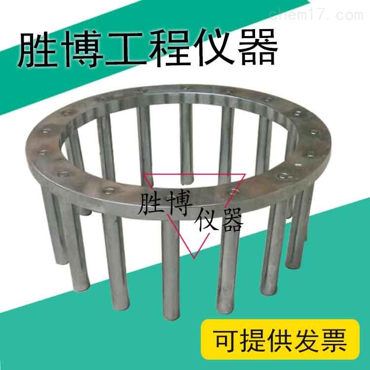 自密实混凝土J环流动障碍高差仪