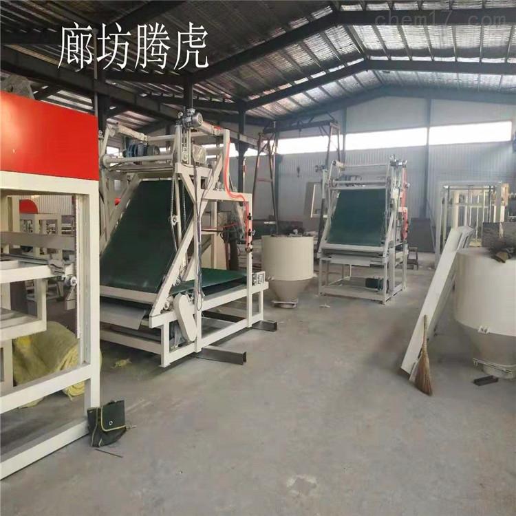 玻璃棉分层机自动化程度高操作简单