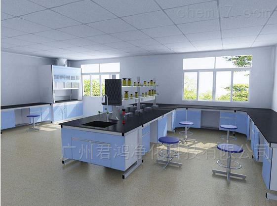 鹤山铝木实验台单件图 耐酸碱耐高温特点