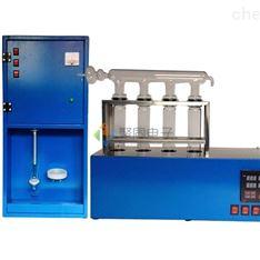 全自动防腐型凯氏定氮仪 可控硅井式消化炉