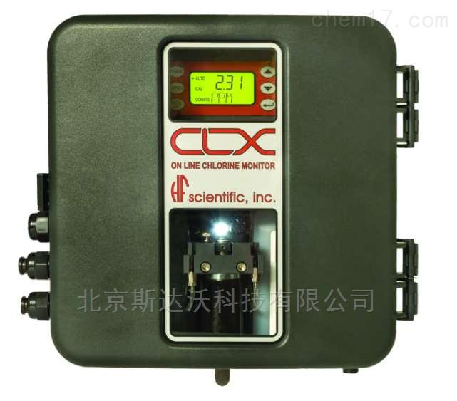 现货供应HFscientic CLX在线水质余氯分析仪